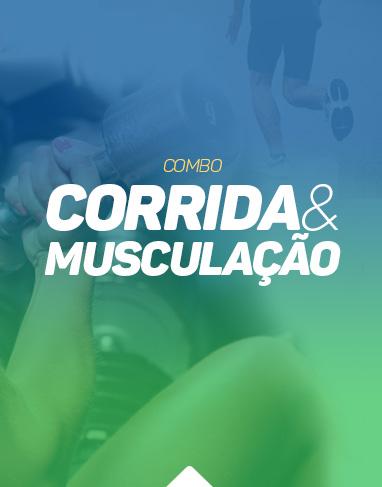 Personal Run - Treinamento corrida e musculação