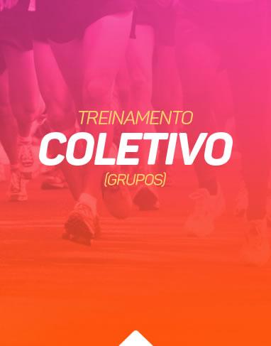 Personal Run - Treinamento coletivo