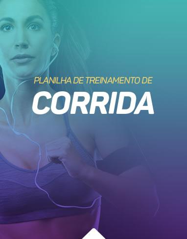 Personal Run - Treinamento de corrida
